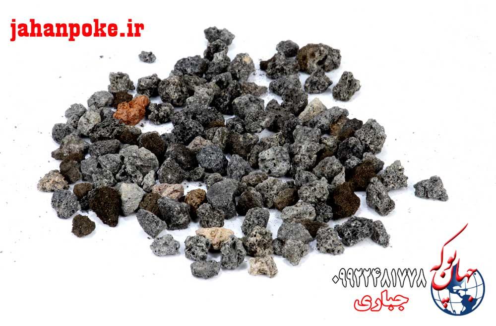 کاربرد پوکه معدنی